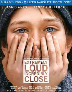 Extremely Loud & Incredibly Close, book cover