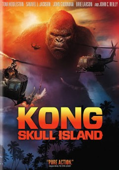 Kong [dvd] by a Warner Bros. release of a Legendary Pictures, Tencent Pictures production ; produced by Alex Garcia, Jon Jashni, Mary Parent, Thomas Tull ; screenplay, Dan Gilroy, Max Borenstein, Derek Connolly ; directed by Jordan Vogt-Roberts.
