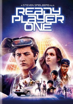 Ready player one [dvd] by Warner Bros. Pictures and Amblin Entertainment present in association with Village Roadshow Pictures; produced by Donald De Line, Kristie Macosho Krieger, Steven Spielberg, Dan Farah ; screenplay by Zak Penn and Ernest Cline ; directed by Stephen Spielberg.