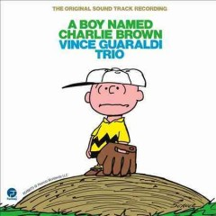 Jazz impressions of a boy named Charlie Brown, book cover