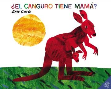 ¿El canguro tiene Mamá?, book cover