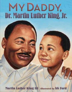 My Daddy, Dr. Martin Luther King, Jr., portada del libro