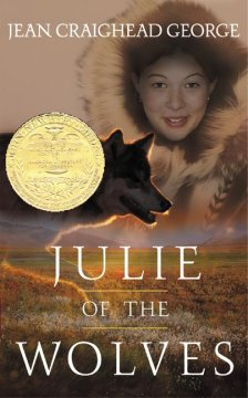 Julie of the wolves / Jean Craighead George ; pictures by John Schoenherr.