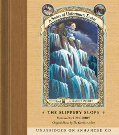 The slippery slope / Lemony Snicket.