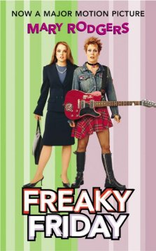 Freaky Friday, book cover