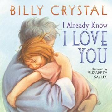 Ya sé que te amo, portada del libro