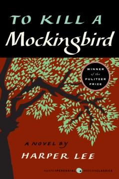 To Kill A Mockingbird, book cover