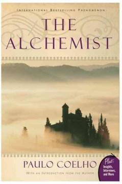 El alquimista, portada del libro.