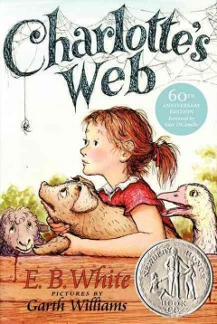 Charlotte's Web, book cover