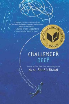 Challenger Deep, book cover