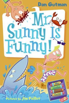 Mr. Sunny is Funny, book cover