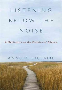 Listening Below the Noise, book cover