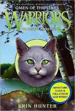 The fourth apprentice / by Erin Hunter.