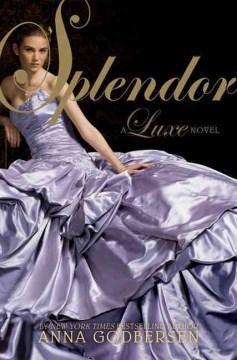 Splendor, book cover