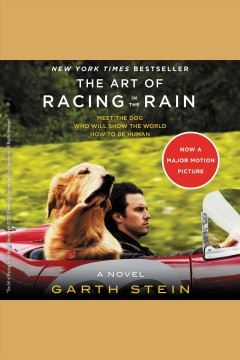 """Art of Racing in the Rain"" -Garth Stein"