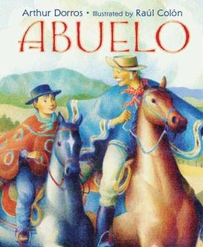 Abuelo, book cover