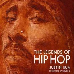 The Legends of Hip Hop, book cover