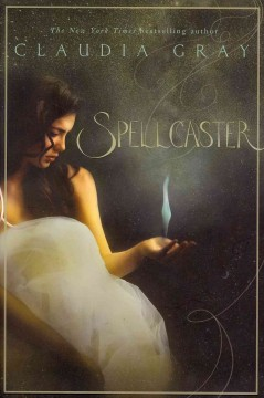 Spellcaster, book cover