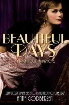 Beautiful Days, book cover