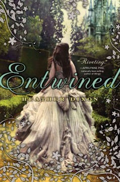 Entwined, book cover