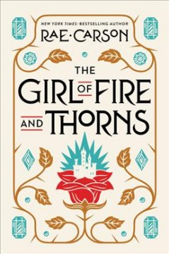 The Girl of Fire and Thorns, book cover