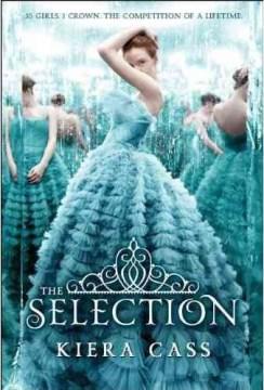 The Selection, portada del libro
