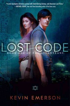 The Lost Code, book cover
