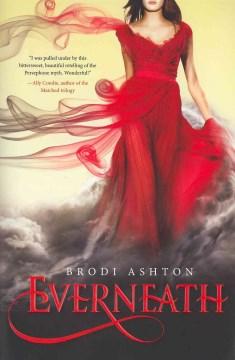 Everneath, portada del libro