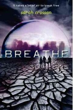 Breathe, book cover