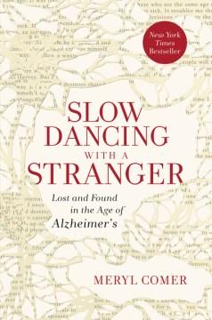 Baile lento con un extraño, portada del libro