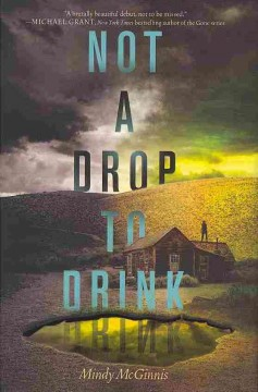 Not a Drop to Drink, book cover
