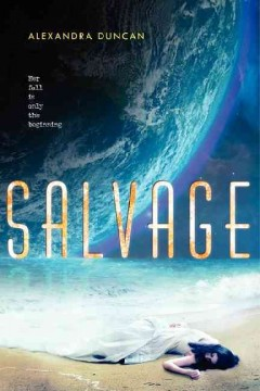 Salvage, book cover