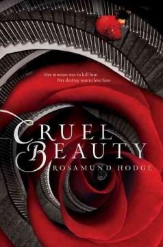 Cruel Beauty, book cover