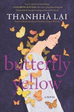 Mariposa amarilla, portada de libro