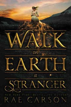 Walk on Earth A Stranger, book cover