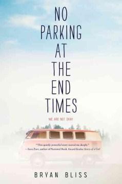 No hay estacionamiento al final de los tiempos, portada del libro
