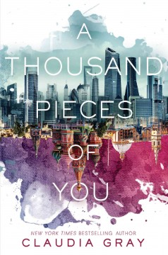 A Thousand Pieces of You , book cover