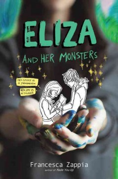 Eliza and Her Monsters, book cover