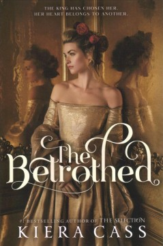 The Betrothed, book cover