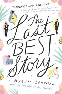 The Last Best Story, book cover