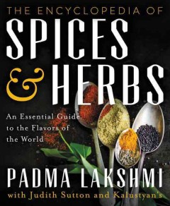 The Encyclopedia of Spices and Herbs, book cover