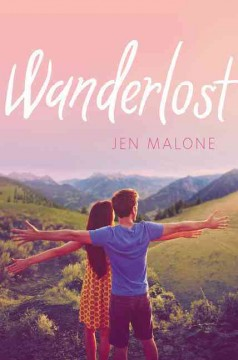 Wanderlost, book cover
