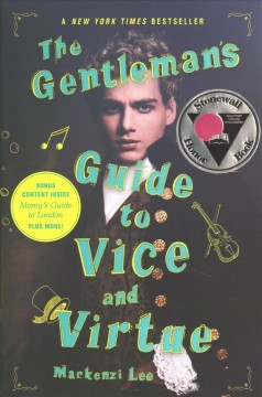 The Gentleman's Guide to Vice and Virtue, book cover