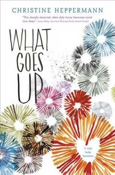 What Goes up, book cover