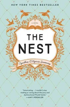 The Nest, book cover