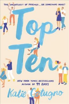 Top Ten, book cover