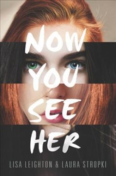 Now You See Her, book cover