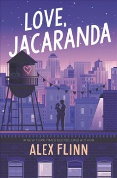 Love, Jacaranda, book cover