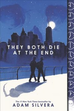 They Both Die at the End, book cover