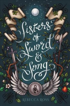 Sisters of Sword and Song, book cover